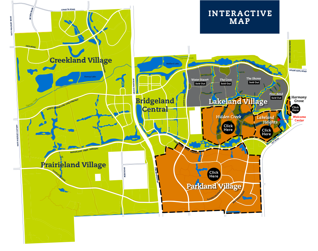 Bridgeland Interactive Map